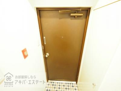 【玄関】トーア岩本町マンション