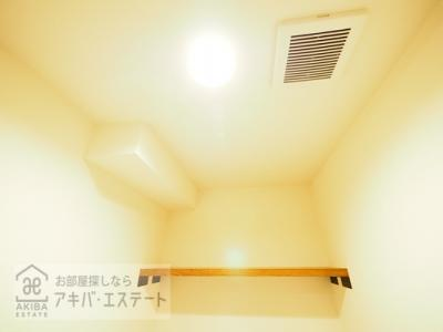 【収納】トーア岩本町マンション