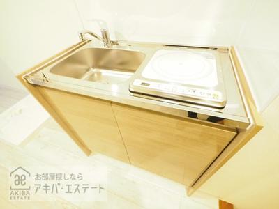 【キッチン】トーア岩本町マンション