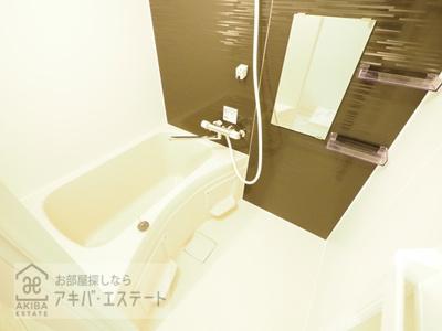 【浴室】トーア岩本町マンション
