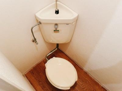 【トイレ】栄マンション