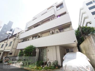 【外観】飯田橋ハウス