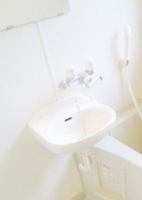 【洗面所】フォレスト和泉多摩川