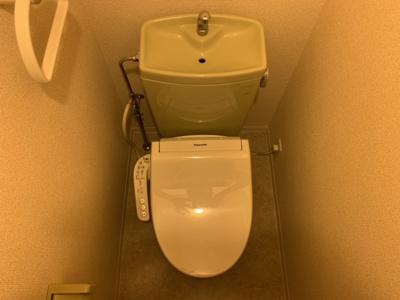 【トイレ】菱和パレス上馬