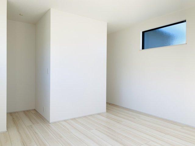 【同仕様施工例】6.75帖の洋室です。