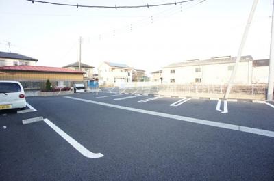 【駐車場】サンライズ・BANDOU