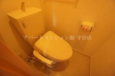 【トイレ】サンライズ・BANDOU