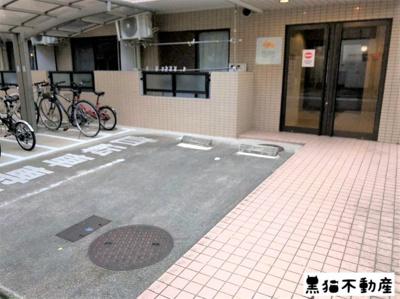 【駐車場】ミリアンメロディ川名