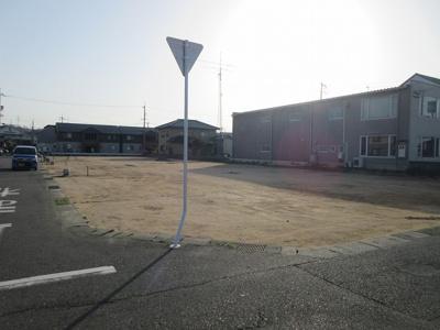 鳥取市緑ケ丘2丁目 分譲地③