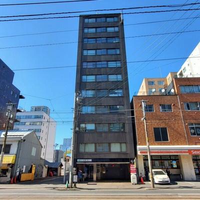 【外観】札幌南1条ビル