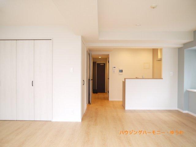 【居間・リビング】ライオンズマンション上板橋第3