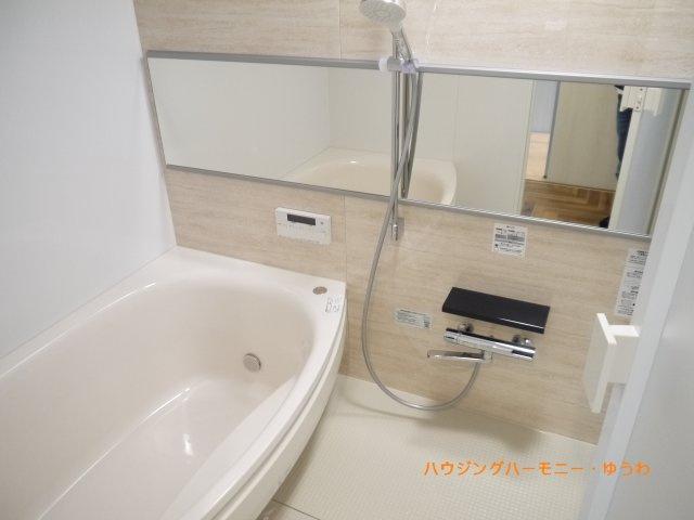 【浴室】ライオンズマンション上板橋第3