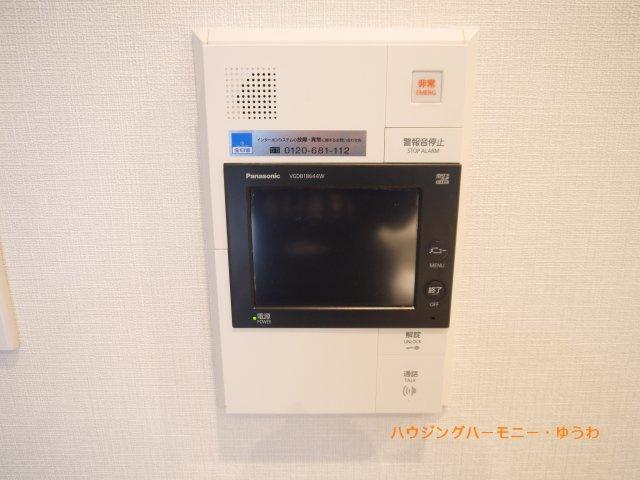 【セキュリティ】ライオンズマンション上板橋第3