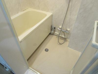 【浴室】桃園マンション