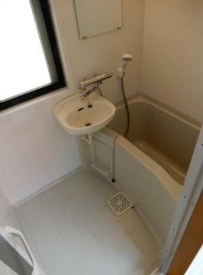 【浴室】ミレニアム江古田