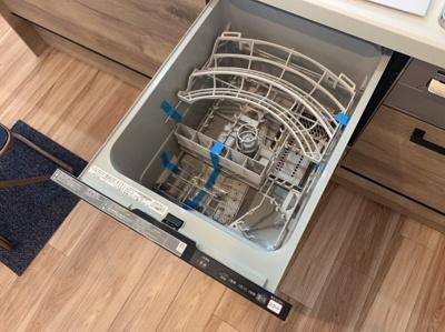 食器洗浄機付きが嬉しいポイントです☆