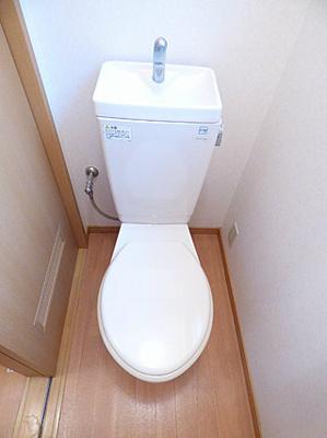 【トイレ】ドミール王子