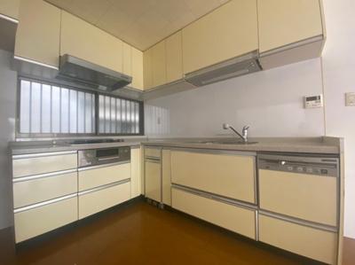 【キッチン】星ヶ丘1丁目貸家