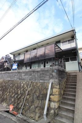 【エントランス】美山台ハイツ