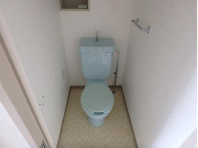 【トイレ】サンヴィレッジ本郷