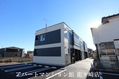 【外観】仮)阿見町鈴木新築アパート