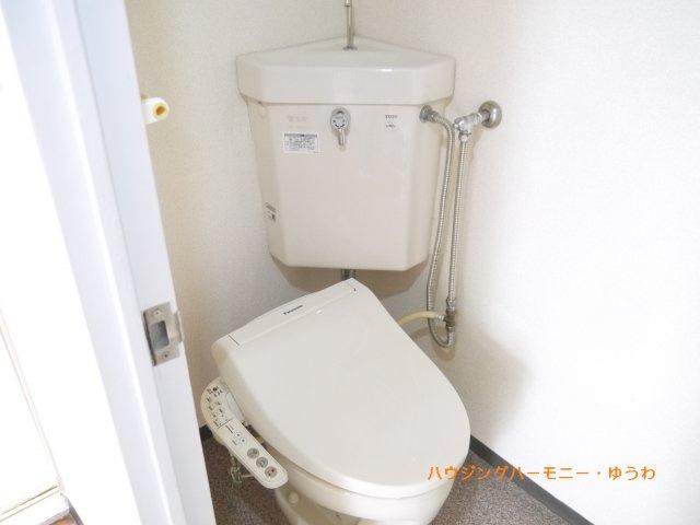 【トイレ】バロンハイツ目白