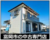 富岡市上高瀬 中古住宅の画像