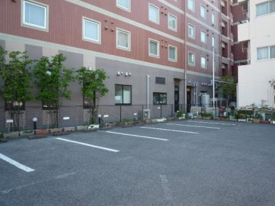 【駐車場】西島町三丁目駅前駐車場