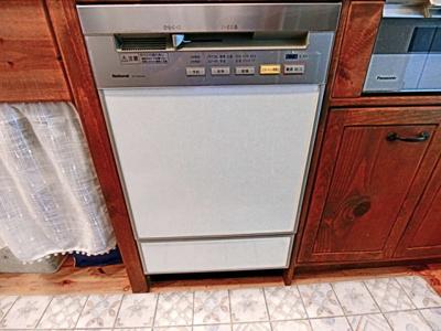 食器洗浄乾燥機もございます。