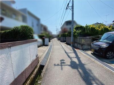 【前面道路含む現地写真】高知市愛宕町