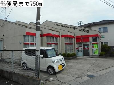 富山金泉寺郵便局まで750m