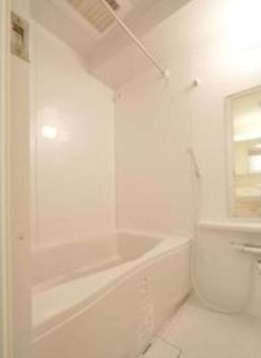 【浴室】パークキューブ上野
