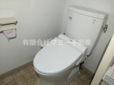 【トイレ】笹川1丁目店舗T