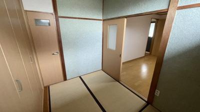 和室2☆3.4帖です☆