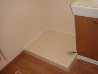 洗濯機置き場(イメージ)