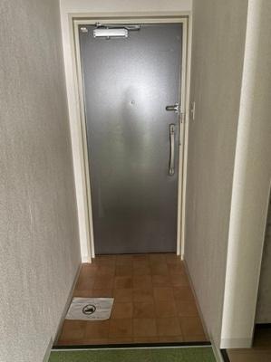 【玄関】チサンマンション心斎橋