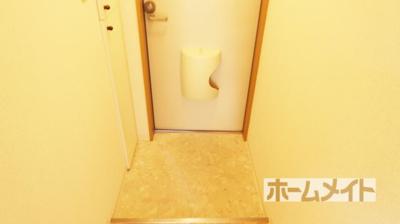 【玄関】サクラハウス
