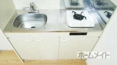 【キッチン】サクラハウス