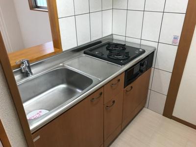 【キッチン】メゾングレース楠