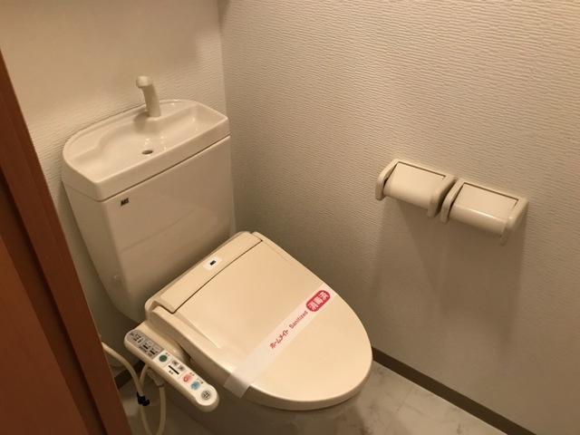 【トイレ】メゾングレース楠