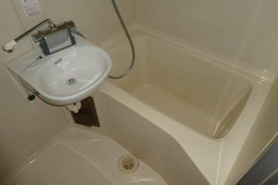 【浴室】ノーブルハウスA