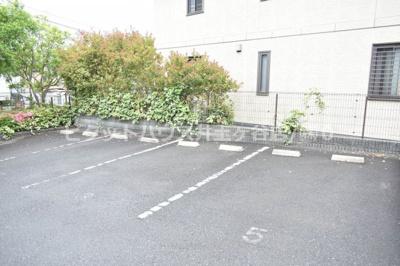 【駐車場】iスクエアwing