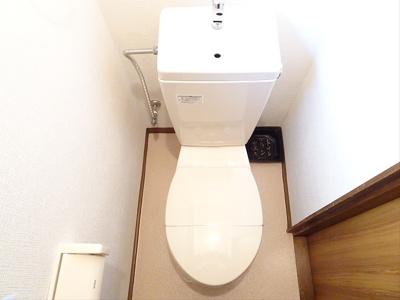 【トイレ】ハイネス浜田山