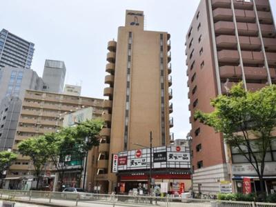 【外観】メロディハイム中津3番館