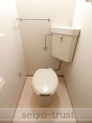 【トイレ】クロワール京橋