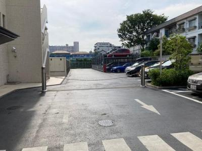 【駐車場】A198 カサーレ小平