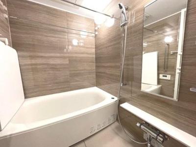 【浴室】A198 カサーレ小平