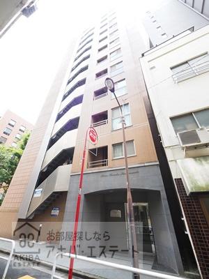 【外観】プレール神田佐久間町