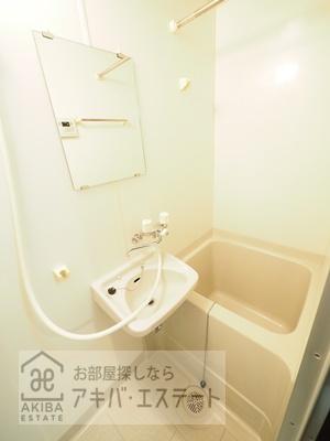 【浴室】プレール神田佐久間町