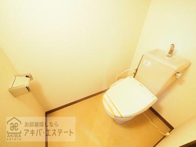 【トイレ】プレール神田佐久間町